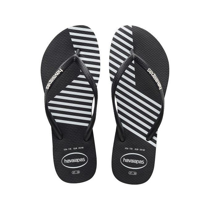 HAVAIANAS SLIM BLOCK COLORS